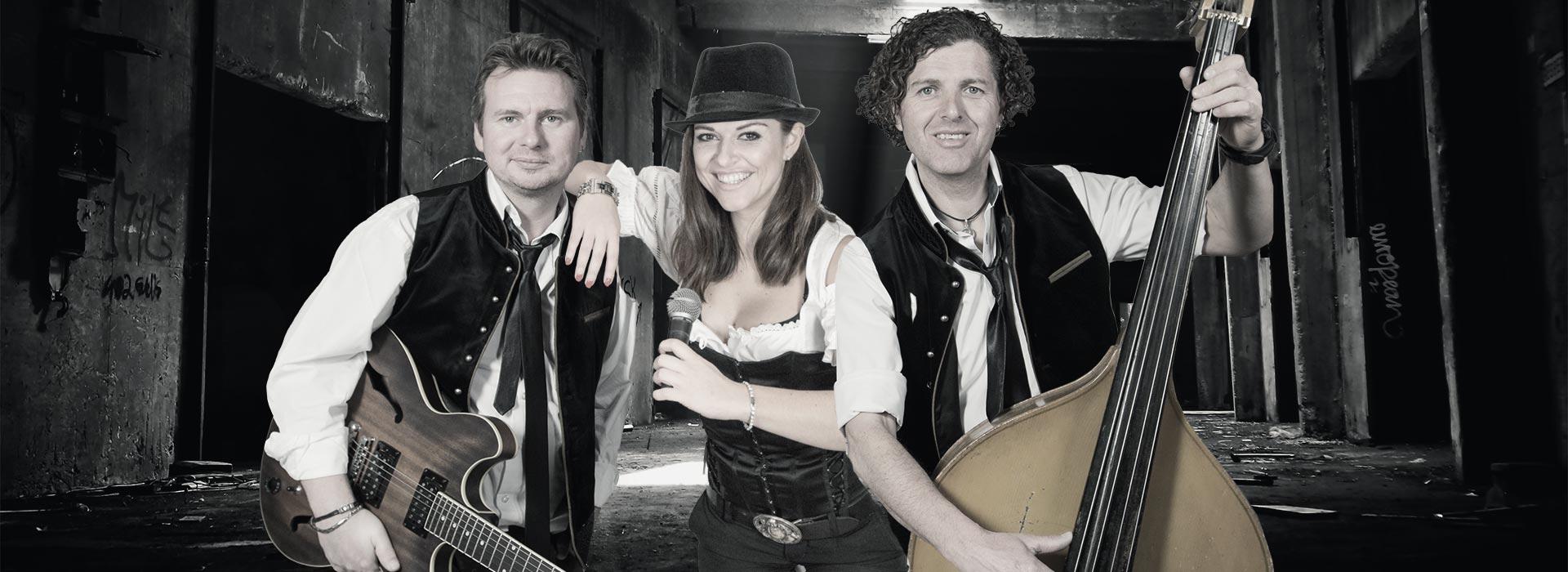Bayernmafia Trio Band Musik Bamberg